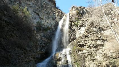 Cascata a San Pietro Mezzomonte