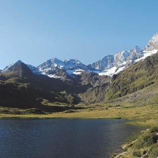 Seeber See Lake