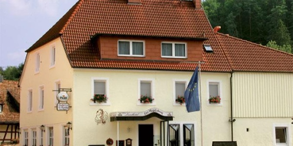 Landhotel Zur Wegelnburg Schönau