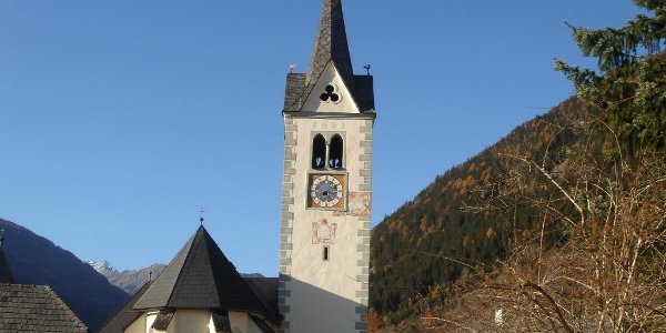 Katholiscehe Pfarrkirche Maria Hilf
