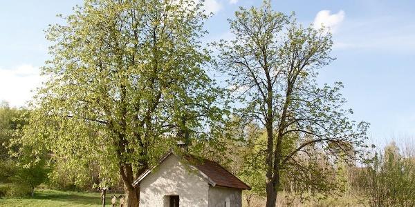 Kapelle in Hilm am Wanderweg 5