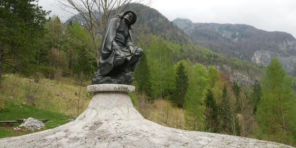 Julius Kugy Denkmal