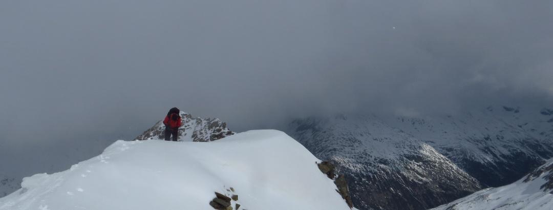 ...zum Gipfel