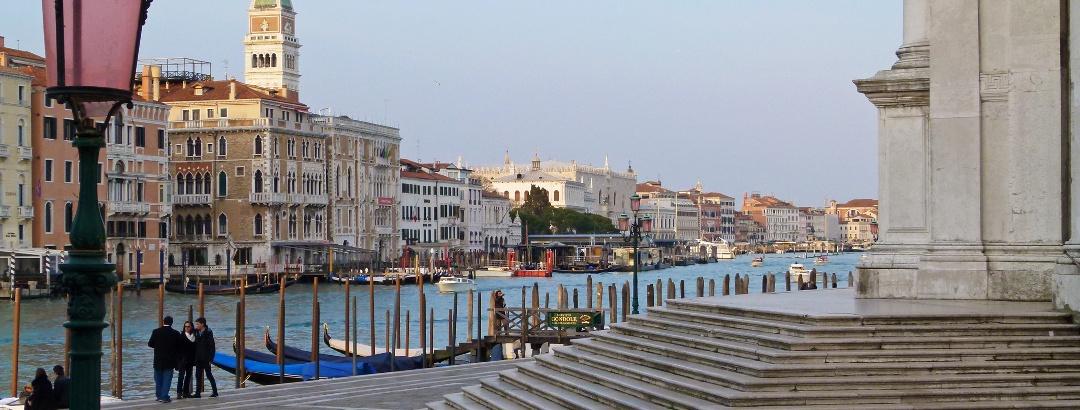 Venedig, die Hauptstadt Venetiens