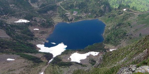 Lago di Erdemolo.