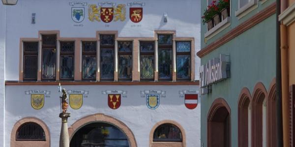 Staufener Rathaus