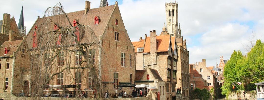 Die Altstadt von Brügge