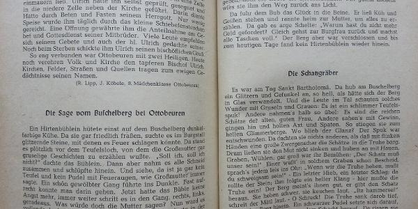 Die Sage vom Buschlberg