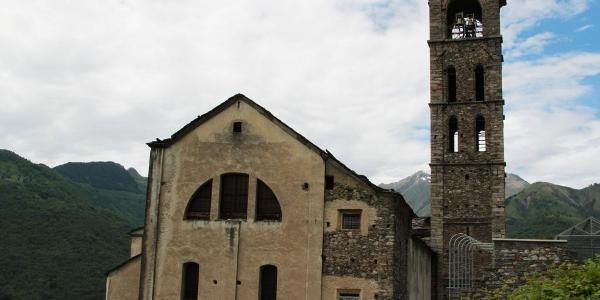 Kirche in Peglio
