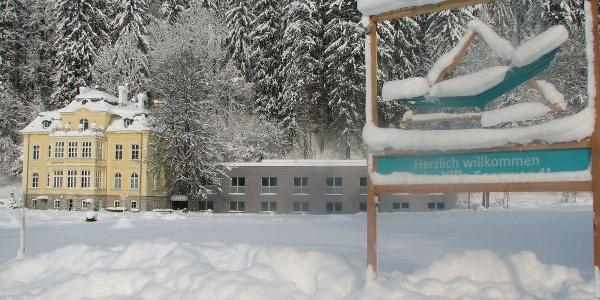 Winterzauber in der Villa Sonnwend