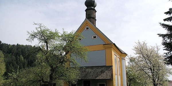 Kirchlein in Pürgl