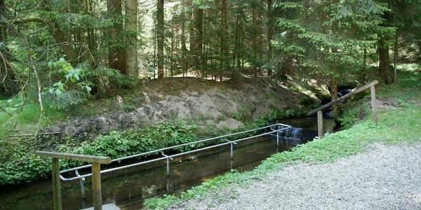 Kneipp-Tretanlage
