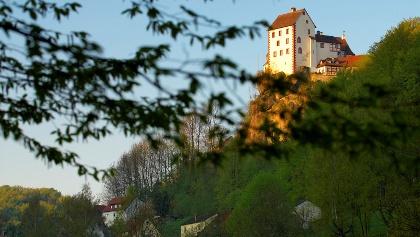 Die Burg Egloffstein