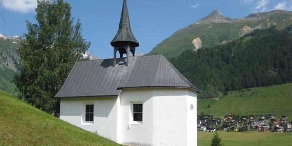 Kapelle in Surrein