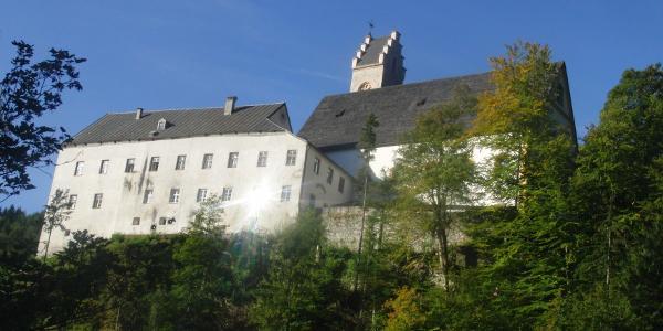 Felsenkloster Georgenberg