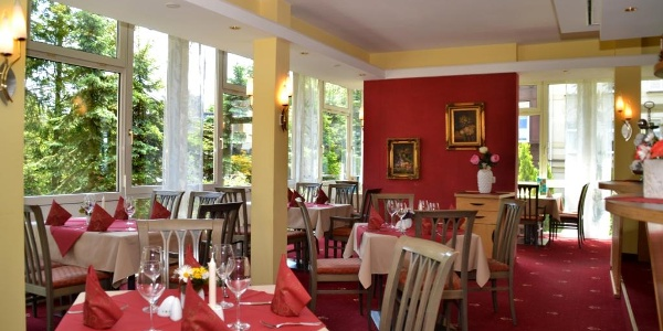 Albert's Parkrestaurant in Bad Elster