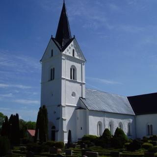 Sankta Annas kyrka i Lyby