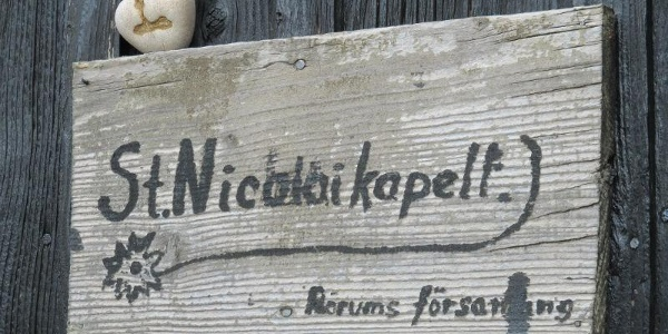Välkommen till Sankt Nicolai kapell