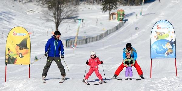 Zauberlift - Skiregion Ramsau