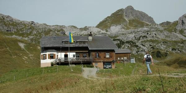 Biberacher Hütte