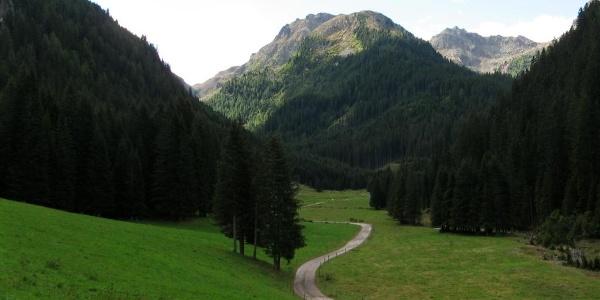 Passeggiata in Valmaggiore.