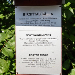 Birgittas källa