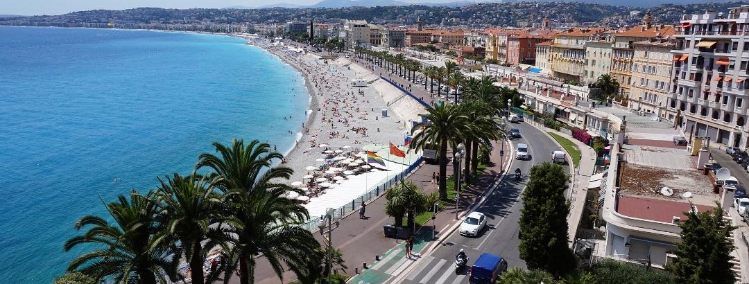 Promenade von Nizza
