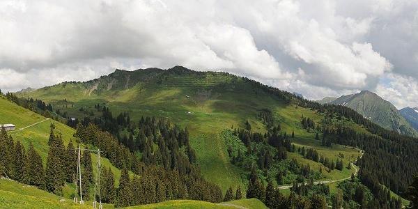 Breitenalpe Schoppernau