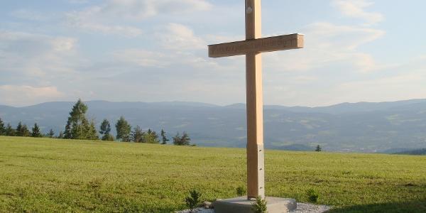 Pilgerkreuz Hochtregist