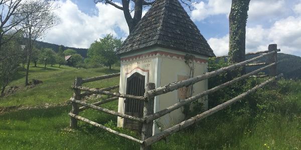 """Kapelle bei """"Koch im Stein"""""""