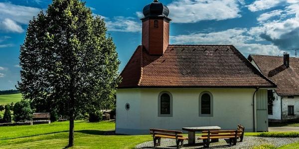 Schellenberger Kapelle-Herrischried