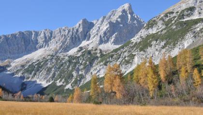 Issanger - Herbst