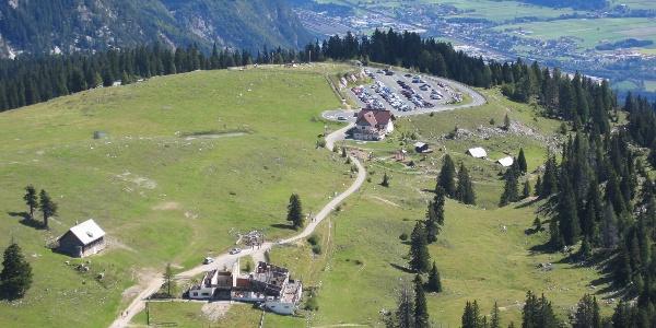 Rostratten, Villacher Alpenstrasse