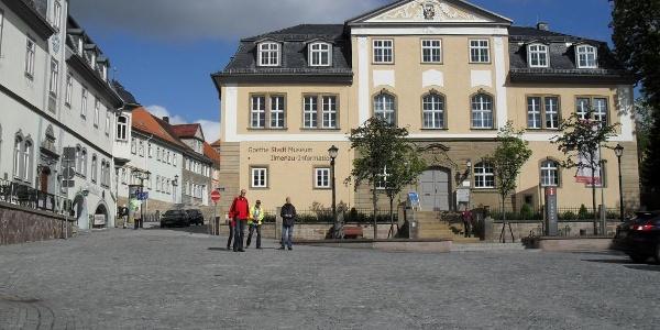 Amtshaus Ilmenau