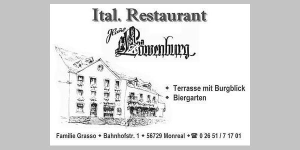 Restaurant-Pizzeria Haus Löwenburg