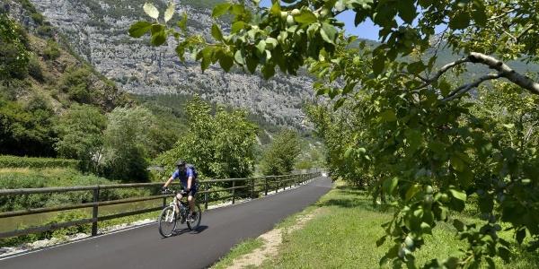 Fahrradweg - Dro