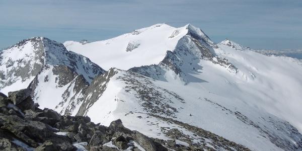 Preimlspitze, Großelendkopf, Hochalmspitze