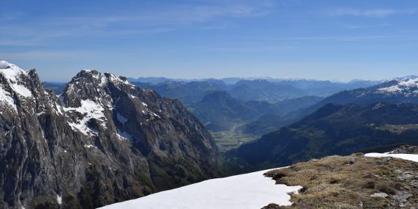 Schneibstein-Blickrichtung Osten
