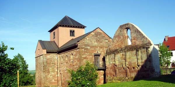St. Fabian in Hornbach