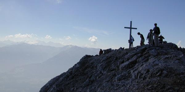 Speckkarspitze Gipfel
