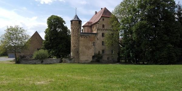 Schlößchen in Grombach