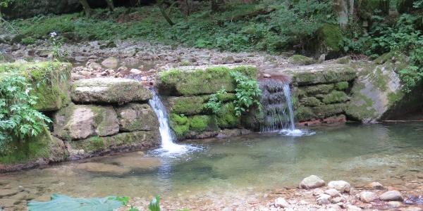 Il torrente Astico