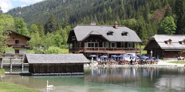 Gasthof Jägersee in Kleinarl