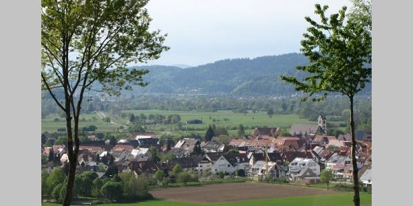 Kirchzareten vom Giersberg