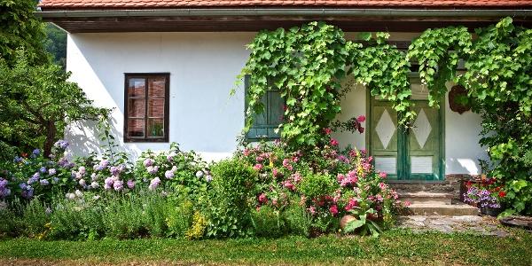 Typisch Südsteirisches Bauernhaus