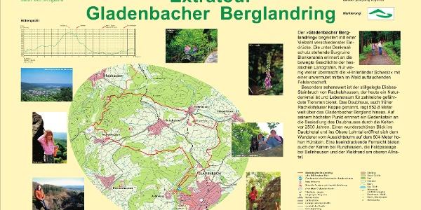 "Wegeportal Extratour ""Gladenbacher Berglandring"""