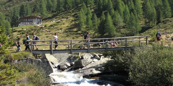 Trekking al Rifugio Val di Fumo.