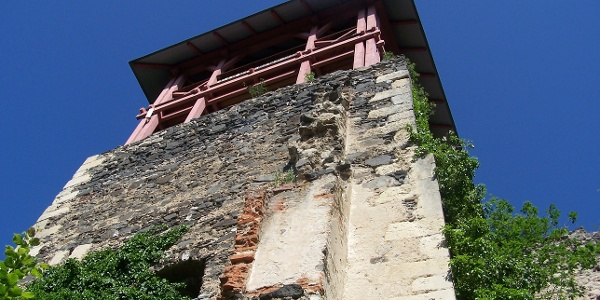 Burgruine Klöch