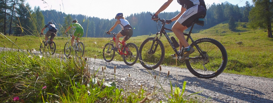 Mountainbiken im Brandnertal