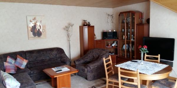 Haus Bachstelze Obernburg Churfranken - Wohnraum